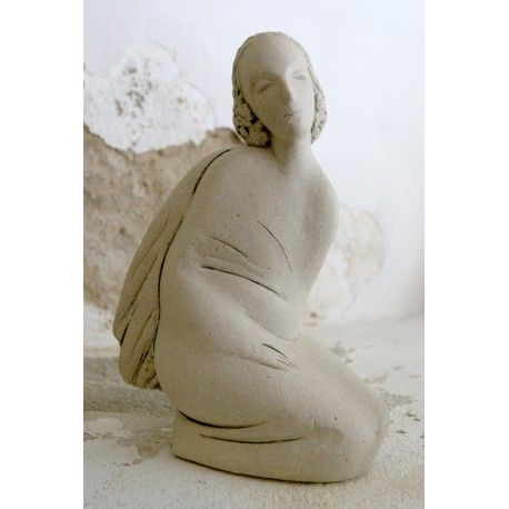 Skulptūra - moteris