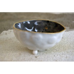Rankų darbo porcelianinis indukas