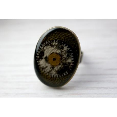 TIME STUDIO - žiedas