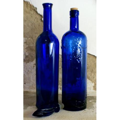Angliško stiklo buteliai aliejui